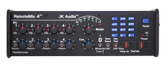 Jk audio remotemix 4 front