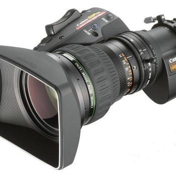 Rent Canon J21x7.8