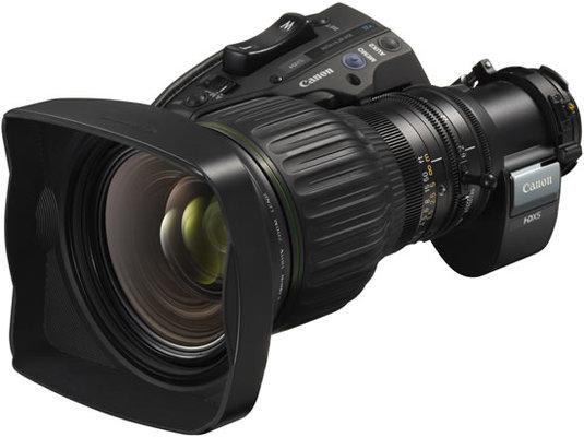 Canon portable hd lens