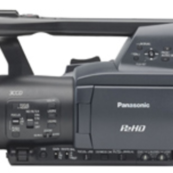 Rent Panasonic HPX170