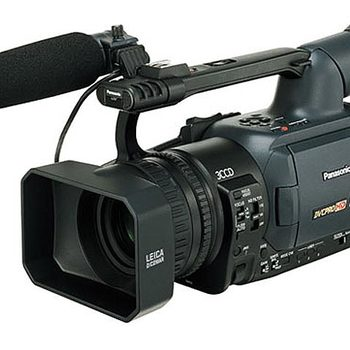 Rent Panasonic HVX200