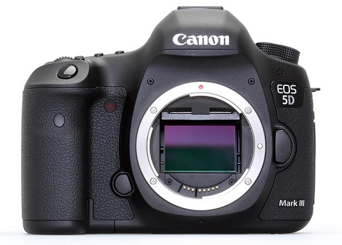 Canon 5d mark iiii sensor