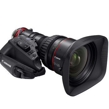 Rent Canon CINE-SERVO 17-120mm T2.95-3.9 PL