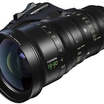 Rent Fujinon 19-90mm Cabrio T2.9