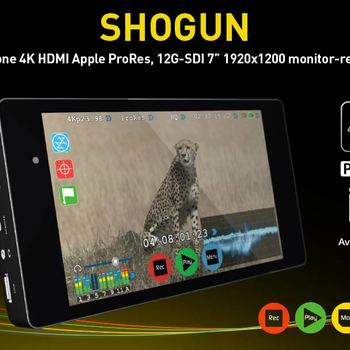 Rent Atomos Shogun