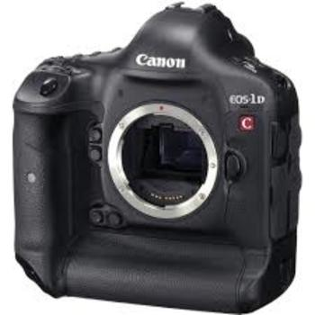 Rent Canon 1DC Basic