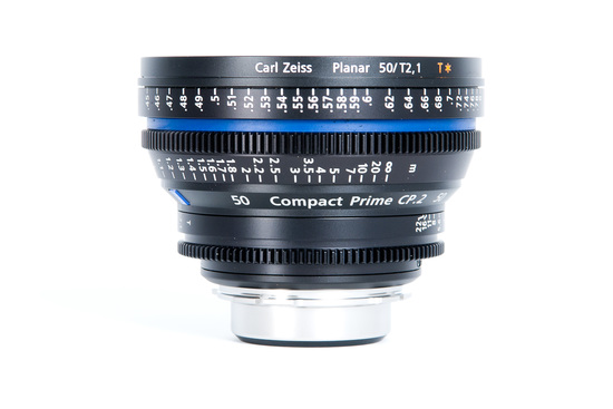 Zeiss cp2 50mm