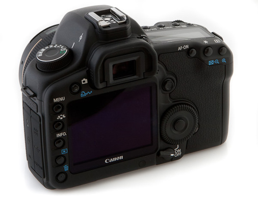 Canon 5d mk2 back2