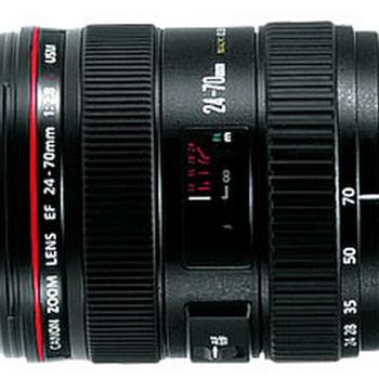 Rent Canon CANON 24-70/f 2.8L Lens