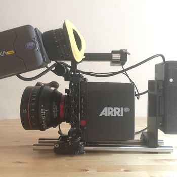 Rent Arri Arri Alexa Mini Ef/Pl Mount Doc. Kit