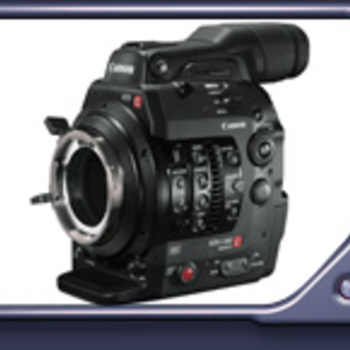 Rent Canon EOS C300 MK2 Camera PL Mount