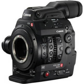Rent Canon EOS C300 MK2 Camera EF Mount