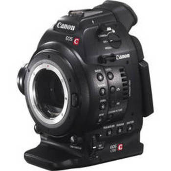 Rent Canon EOS C100 Camera