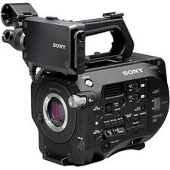 Rent Sony FS-7 Camera Kit  Anton Bauer Mount with batteries and 15mm LWS baseplate