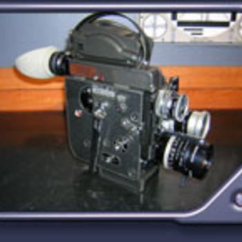 Rent Bolex  Rex 5 16mm camera 5 lens package