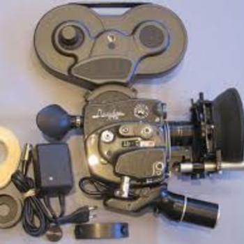 Rent Bolex  SBM 16mm camera 7 lens package