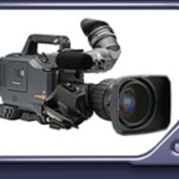 Rent Panasonic HDX-900 DVCPro HD Camcorder