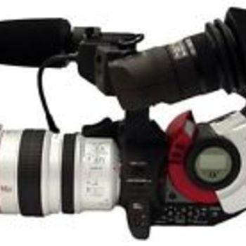 Rent Canon XL1 series