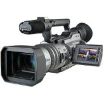 Rent Sony DCR VX-2100 3 CCD camcorder