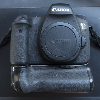 Rent Canon 6D