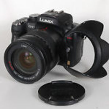 Rent Panasonic Lumix GH1 1080 24P Kit