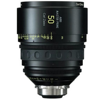 Rent Zeiss/ARRI MasterPrime 50mm T1.3 PL-Mount
