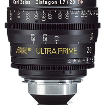 Rent Arri Ultra Prime Lenses