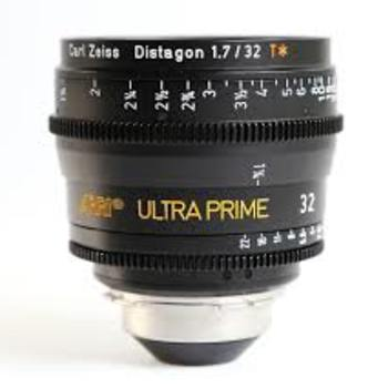 Rent Zeiss Ultra Prime 32mm T1.9 PL-Mount