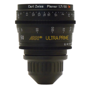 Rent Zeiss Ultra Prime 50mm T1.9 PL-Mount