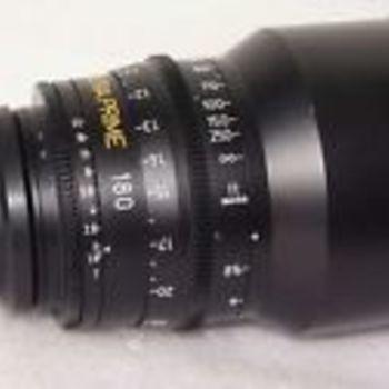 Rent Zeiss Ultra Prime 180mm T1.9 PL-Mount