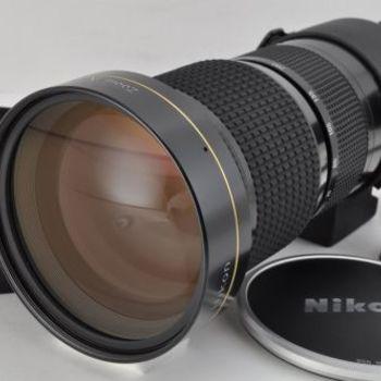 Rent Nikon 50-300mm T4.5 Zoom-Nikkor