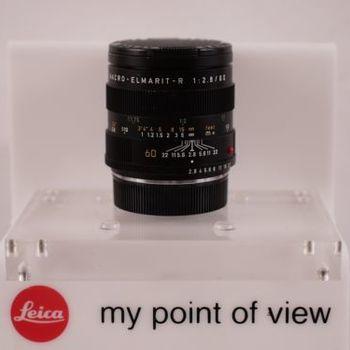Rent Leica 60mm f/2.8 Macro-Elmarit Cinestyle