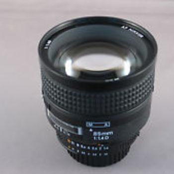 Rent Nikon 85mm f/1.4 Cinestyle