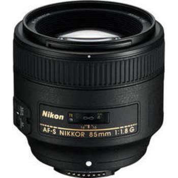 Rent Nikon 85mm f/1.8 Cinestyle
