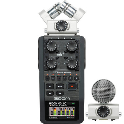 Zoom h6 handy audio recorder 1371134847000 967366
