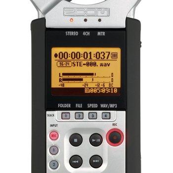 Rent Zoom Zoom H4N Recorder