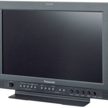"Rent Panasonic BT-LH1760 17"" HD Monitor"
