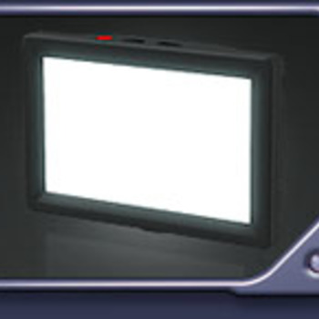 "Rent Red LCD Screen 7"" (Red-One)"