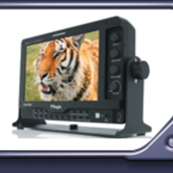 "Rent TV Logic LVM-074W 7"" Monitor"