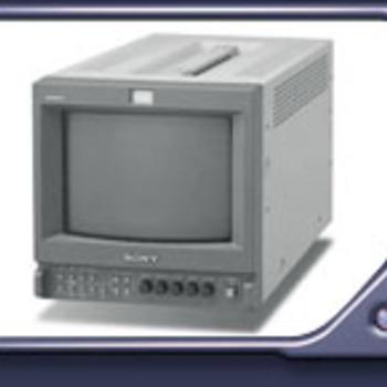 "Rent Sony 8045Q 8"" Hi-Res Color Field Monitor"