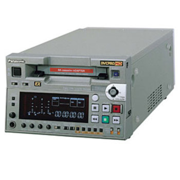Rent Panasonic AJ-HD1400 DVCPRO HD VTR