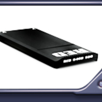 Rent Red SSD Drive 128GB