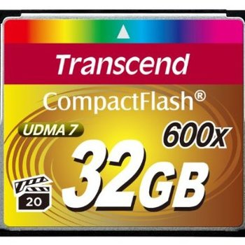 Rent Transcend CF Card 32gb 600x