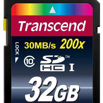 Rent Transcend SDHC Class 10 32gb