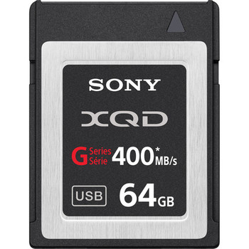 Rent Sony XQD 64GB
