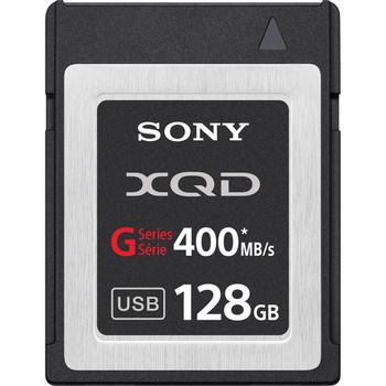 Rent Sony XQD 128GB