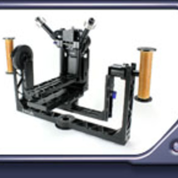 Rent  Letus  Helix 3 or 4 axis gimbal