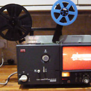 Rent Elmo  SC-18 Hi Vision S8mm Sound Telecine
