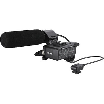 Rent Sony XLR-K1M Adaptor & ECM-XM1 Shotgun Microphone