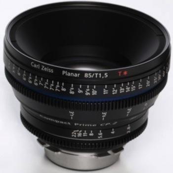 Rent Zeiss CP.2 85mm/T1.5